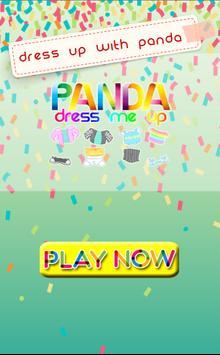 Panda Popular Dress Up Free screenshot 3
