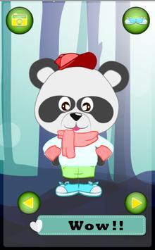 Panda Popular Dress Up Free poster
