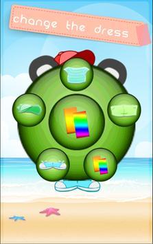 Panda Popular Dress Up Free screenshot 1