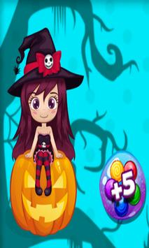 Witch Bubble Shooter Lite poster