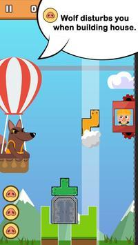 Three Little Pigs Block puzzle screenshot 4