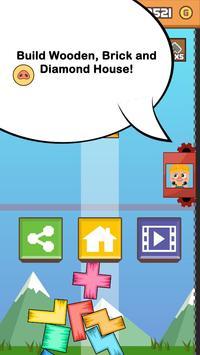 Three Little Pigs Block puzzle screenshot 3