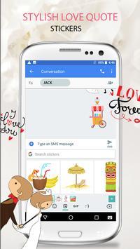 Keyboard Emoji & Stickers for Gboard, Whatsapp screenshot 3
