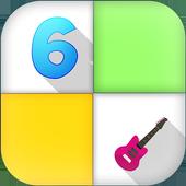 Piano Tiles 6 : magic music tiles game icon
