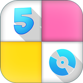 Piano Tap 5: Magic music tiles icon