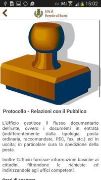 Comune di Piazzola Sul Brenta screenshot 3