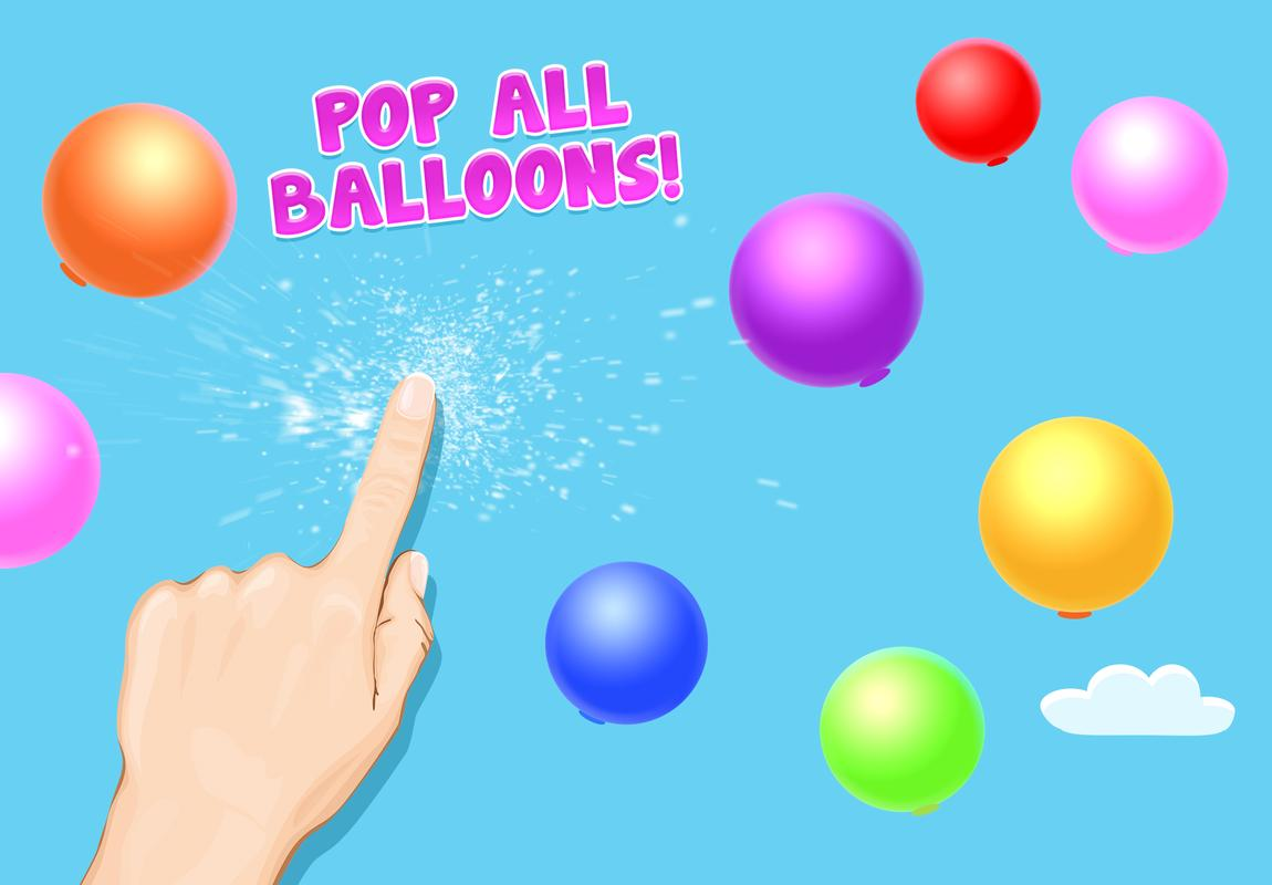 Balloon Pop Amp Bubble Wrap Kids For Android Apk Download