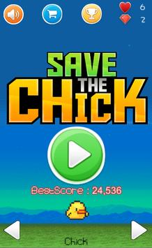 Save the Chick poster