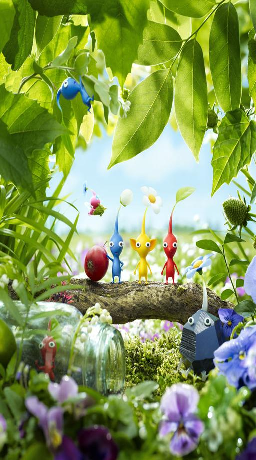 Pikmin Wallpaper Hd For Android Apk Download
