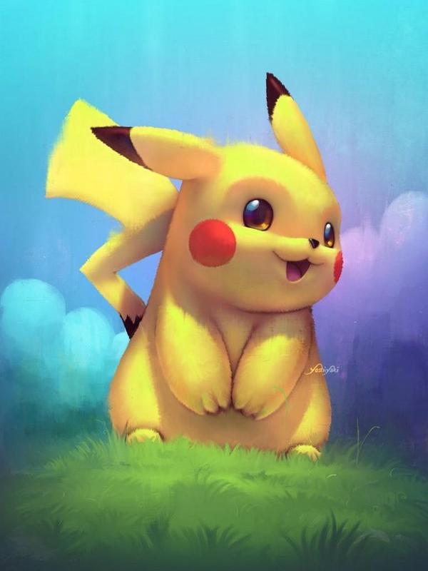 ... Pikachu 3D Wallpaper screenshot 14 ...