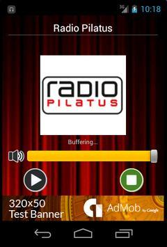 Radio Pilatus poster
