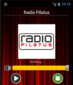 Radio Pilatus screenshot 1