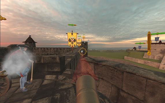 Narva Battle AR/VR -  Simulator 18th century guns screenshot 14