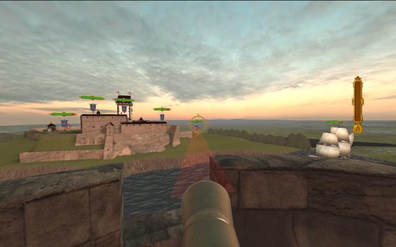 Narva Battle AR/VR -  Simulator 18th century guns screenshot 1
