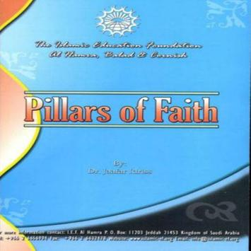 Pillars of faith poster