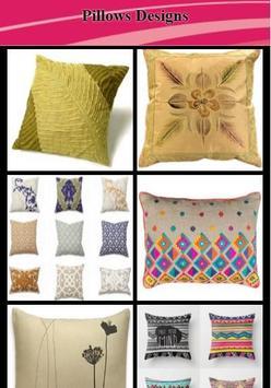 Pillows Designs poster