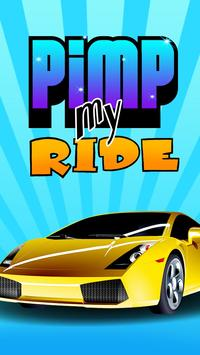 Pimp My Car - Sports Car Tuning Photo Montage poster