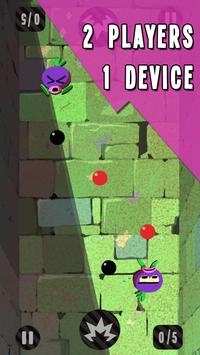 Dodgelings (2 Players) apk screenshot