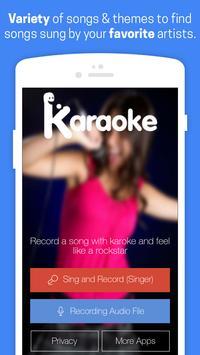Karaoke Voice poster