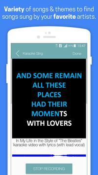 Karaoke Voice screenshot 13