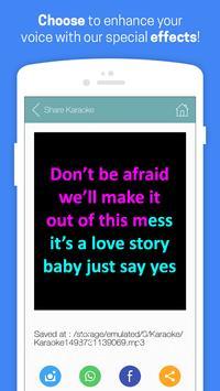 Karaoke Voice screenshot 4