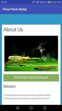 Pine Park Hotel & Resorts poster