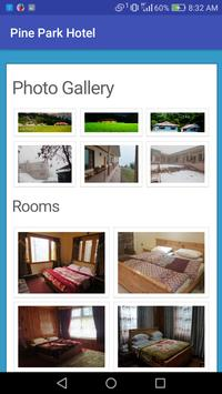 Pine Park Hotel & Resorts screenshot 1