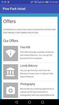 Pine Park Hotel & Resorts screenshot 3