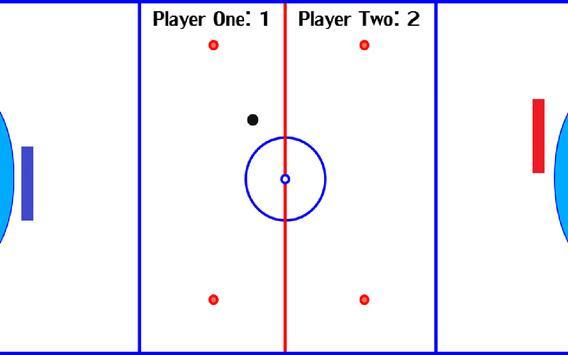 Ping Pong Hockey Free apk screenshot