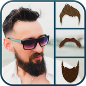 Man Mustache Hair Changer icon