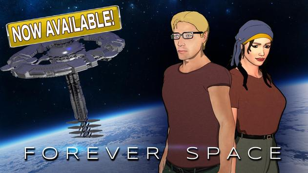 Forever Space poster