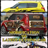 New Cutting Sticker Car 2018 icon
