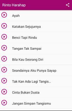 Rinto Harahap Ayah MP3 screenshot 2