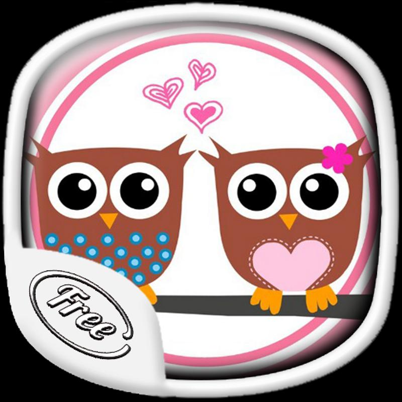 Pink OWL Wallpaper poster ...