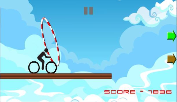 Crazy Cyclist apk screenshot