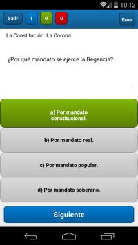 Test Lite General Oposiciones apk screenshot