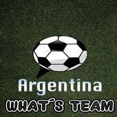 WhatsTeam Argentina icon