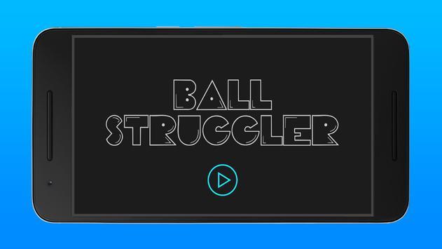 Ball Struggler - Awesome Ball Game poster