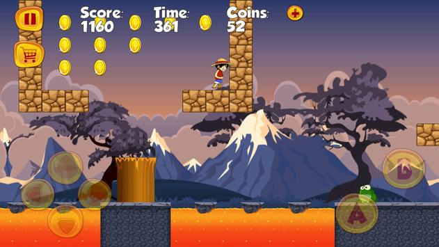 Luffy King The Pirath apk screenshot
