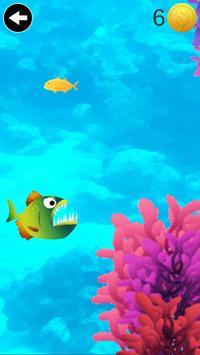 piranha eating game apk screenshot