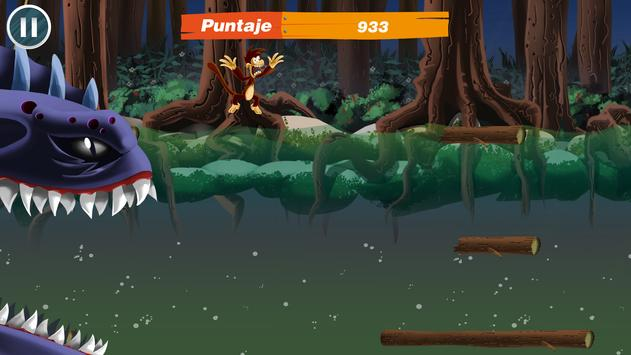 Piranha Run! screenshot 6