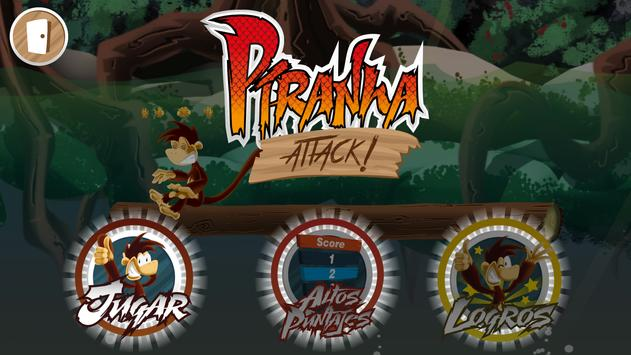 Piranha Run! screenshot 7