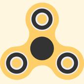 Super Fidget Spinner icon