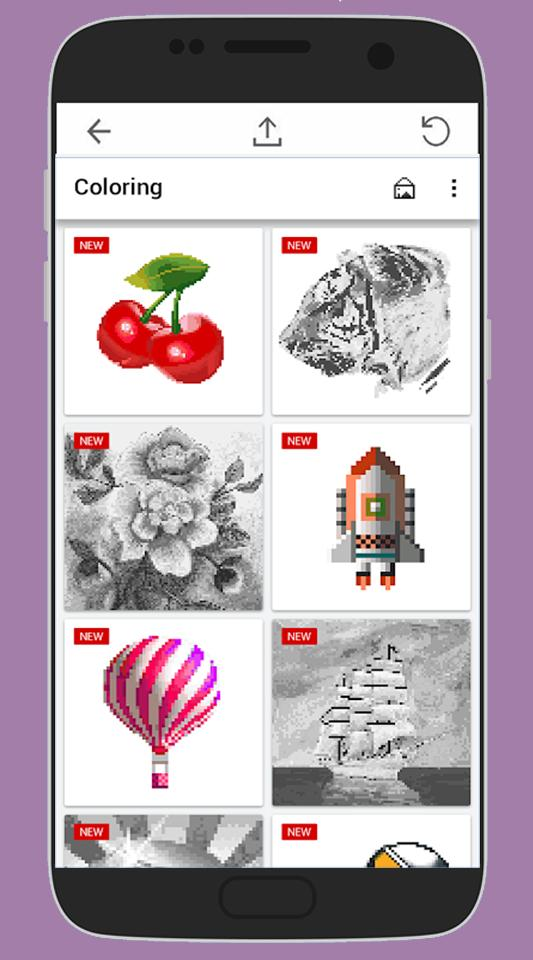 Pixel Coloriage Art Dessin For Android Apk Download