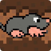 Pixel Mole: Test and improve your spatial memory! icon