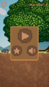 Pixel Mole: Test and improve your spatial memory! poster