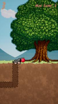 Pixel Mole: Test and improve your spatial memory! screenshot 2