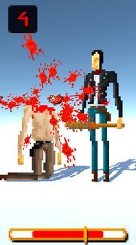 Negan Head Smash Rampage apk screenshot
