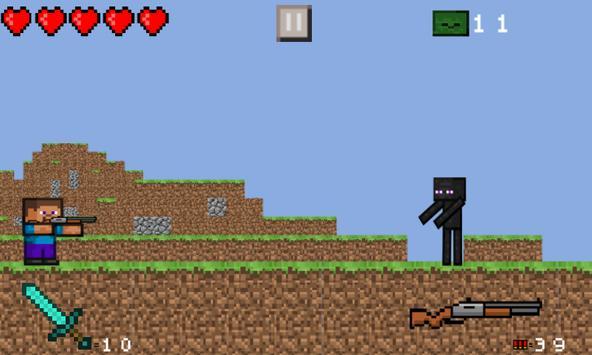 Steve Wars Craft Free screenshot 1