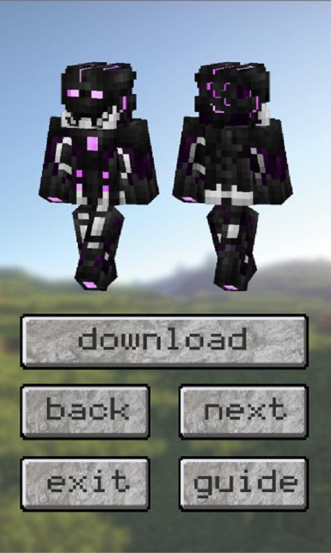Horror Skins Collection For Minecraft PE For Android APK Download - Skins para minecraft pe terror
